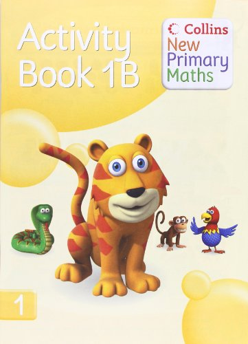 9780007220137: Collins New Primary Maths - Activity Book 1B