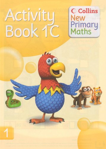 9780007220144: Collins New Primary Maths - Activity Book 1C