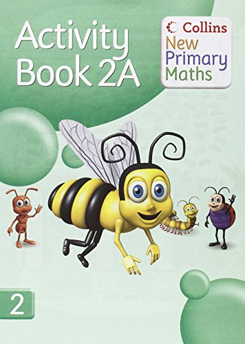 9780007220182: Collins New Primary Maths - Activity Book 2A