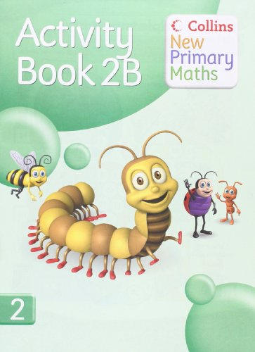 9780007220199: Collins New Primary Maths - Activity Book 2B
