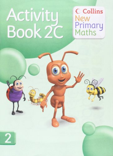 Collins New Primary Maths - Activity Book 2C: Peter Clarke