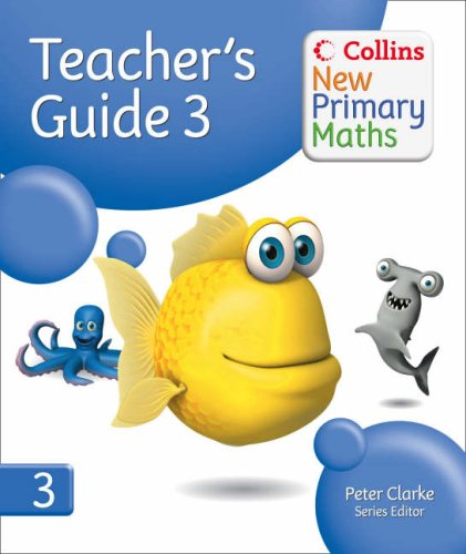 9780007220229: Collins New Primary Maths - Teacher's Guide 3