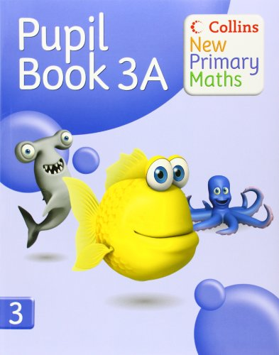9780007220250: Collins New Primary Maths - Pupil Book 3A