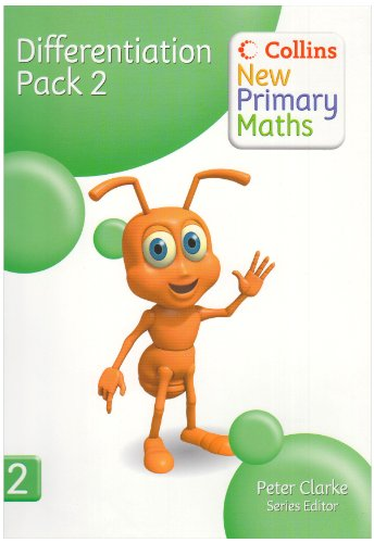 9780007220298: Collins New Primary Maths - Differentiation Pack 2