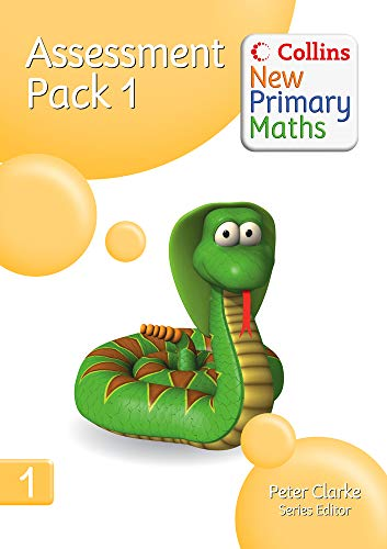 9780007220311: Collins New Primary Maths – Assessment Pack 1
