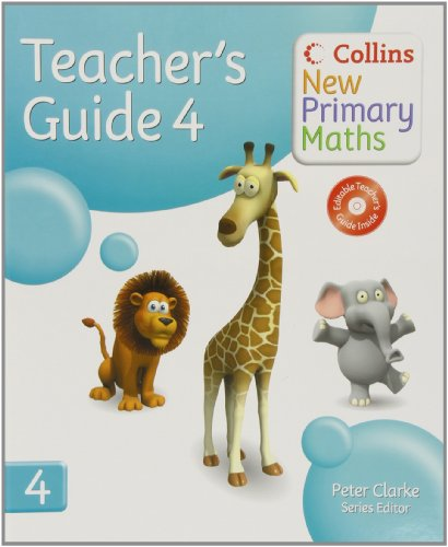 9780007220342: Collins New Primary Maths - Teacher's Guide 4: Bk. 4