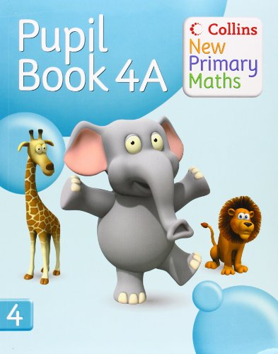 9780007220373: Pupil Book 4A (Collins New Primary Maths)