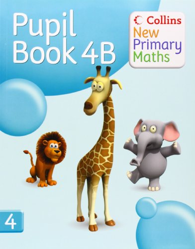 9780007220380: Collins New Primary Maths - Pupil Book 4B