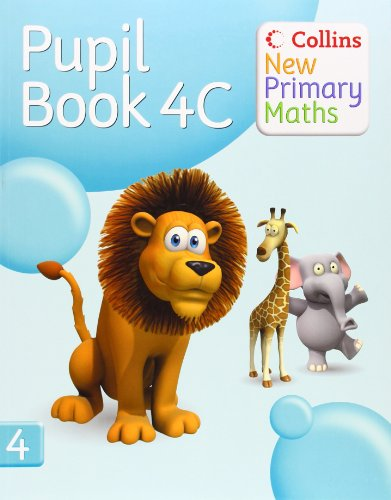 9780007220397: Collins New Primary Maths – Pupil Book 4C (Busy Ant Maths European edition)