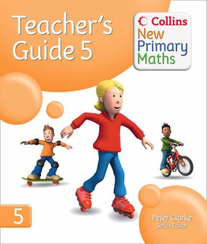 9780007220403: Collins New Primary Maths - Teacher's Guide 5