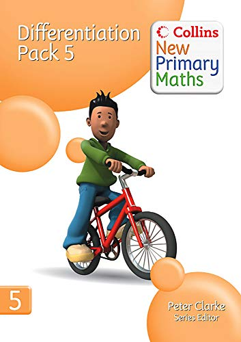 9780007220410: Collins New Primary Maths - Differentiation Pack 5