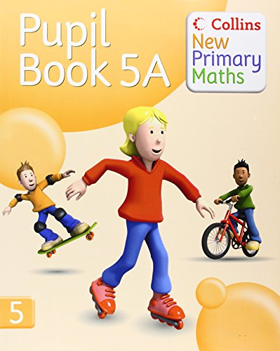 9780007220434: Collins New Primary Maths – Pupil Book 5A (Busy Ant Maths European edition)