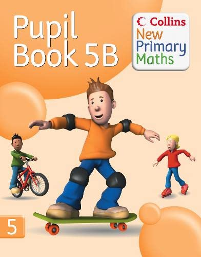 9780007220441: Collins New Primary Maths - Pupil Book 5B