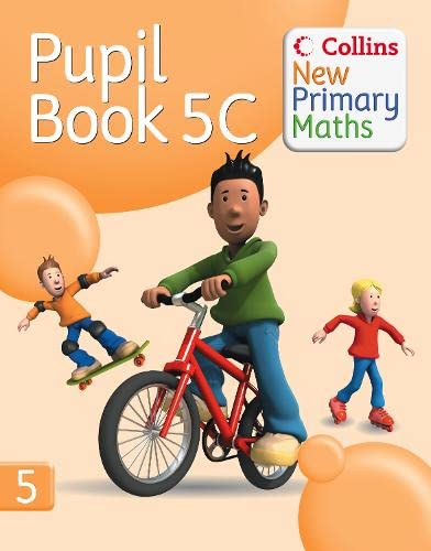 9780007220458: Collins New Primary Maths - Pupil Book 5C