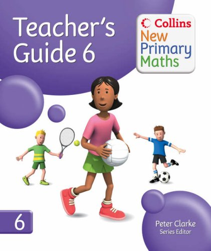 9780007220465: Collins New Primary Maths - Teacher's Guide 6
