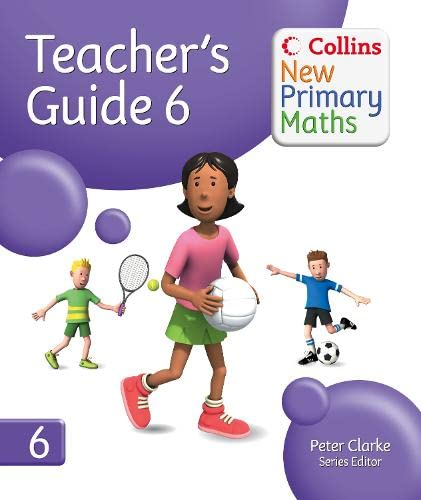 9780007220465: Teacher's Guide 6 (Collins New Primary Maths)
