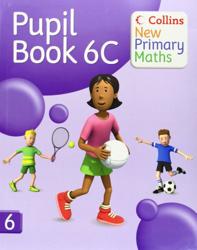 9780007220519: Collins New Primary Maths - Pupil Book 6C
