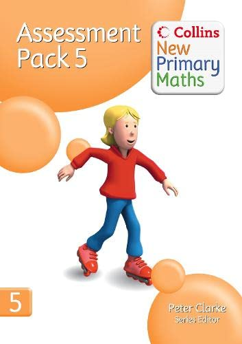 9780007220526: Collins New Primary Maths - Assessment Pack 5