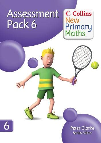 9780007220533: Collins New Primary Maths - Assessment Pack 6