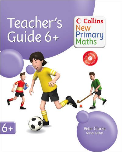 9780007220540: Collins New Primary Maths - Year 6+ Teachers Guide
