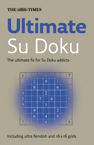 9780007220571: The Times Ultimate Su Doku: A Bumper Book for the Su Doku Addict in Your Life