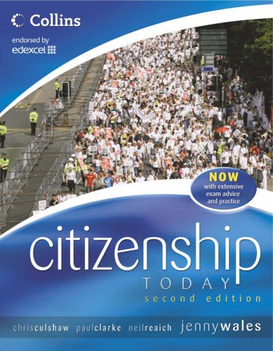 9780007220632: Citizenship Today - Student's Book: Endorsed by Edexcel (Citizenship Today 2)