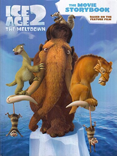 9780007220700: Ice Age 2: Movie Storybook (Ice Age 2 The Meltdown)