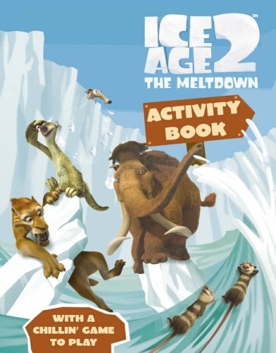 9780007220731: Ice Age 2 the Meltdown Activity Book