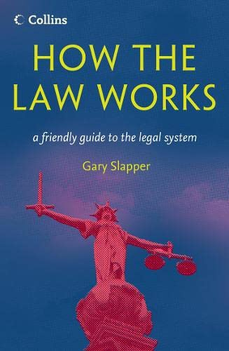 9780007221073: How the Law Works