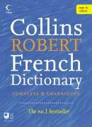 9780007221080: Collins Robert French Dictionary: French-English/English-French