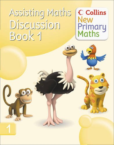 9780007221189: Collins New Primary Maths - Assisting Maths: Discussion Book 1