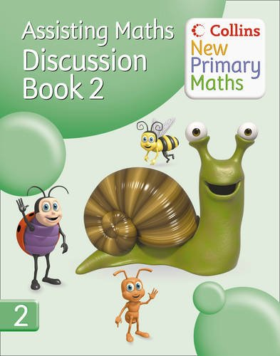 9780007221196: Collins New Primary Maths - Assisting Maths: Discussion Book 2