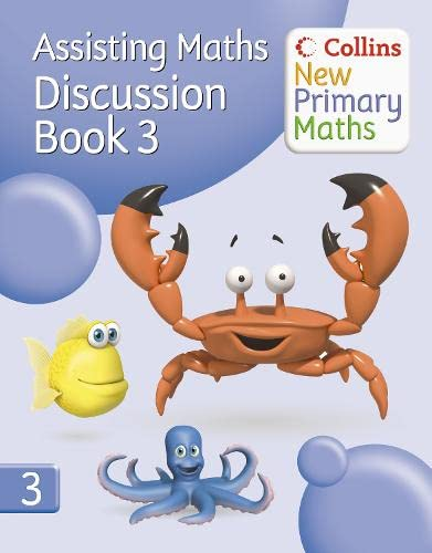 9780007221202: Collins New Primary Maths - Assisting Maths: Discussion Book 3