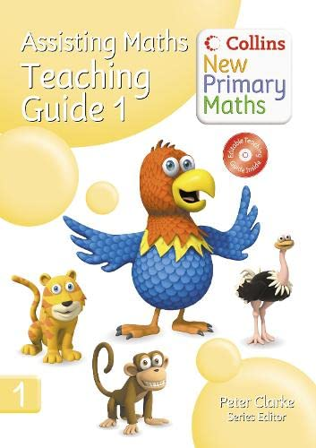 9780007221233: Assisting Maths: Teaching Guide 1 (Collins New Primary Maths)