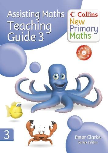 9780007221257: Collins New Primary Maths - Assisting Maths: Teaching Guide 3