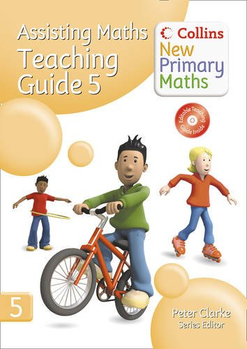 9780007221264: Collins New Primary Maths - Assisting Maths: Teaching Guide 5