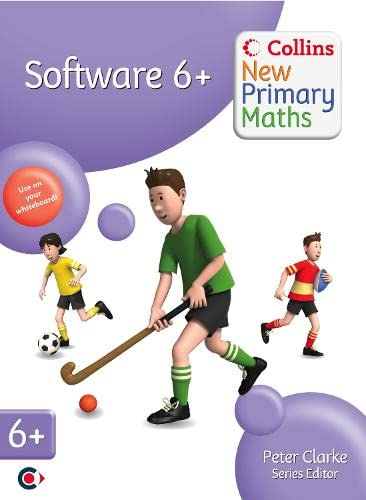9780007221301: Collins New Primary Maths - Software 6+: Including Network Licence