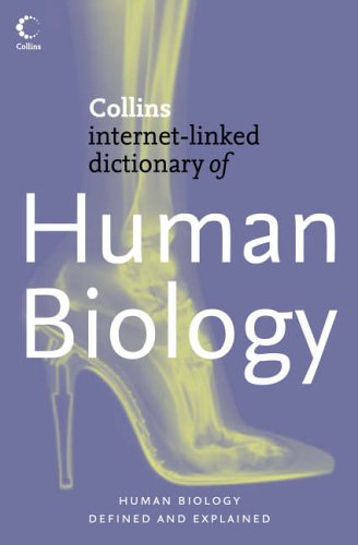 9780007221349: Human Biology (Collins Internet-Linked Dictionary of) (Collins Dictionary of)