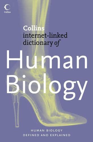 9780007221349: Collins Dictionary of Human Biology