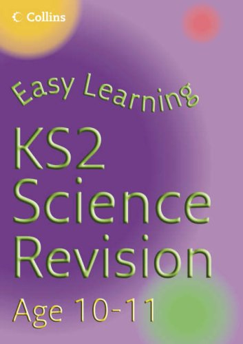 9780007221394: Easy Learning - Science Revision Age 10-11