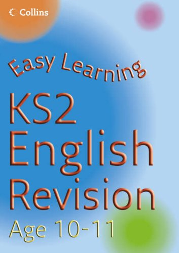 9780007221400: English Revision Age 10-11 (Easy Learning)