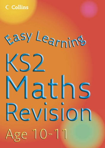 9780007221417: Easy Learning - Maths Revision Age 10-11