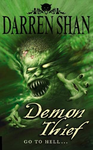 9780007221516: Demon Thief (The Demonata)