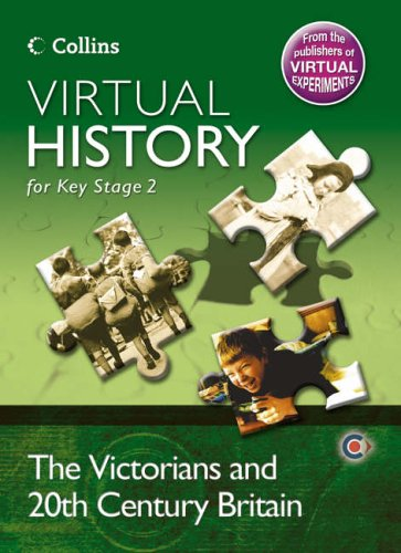 9780007221578: Virtual History for Key Stage 2 - The Victorians and 20th Century Britain: CD-ROM