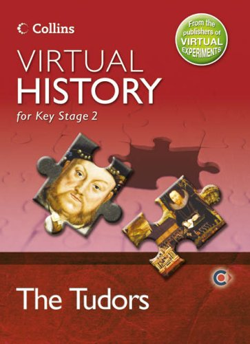 9780007221592: Virtual History for Key Stage 2 - The Tudors: CD-ROM