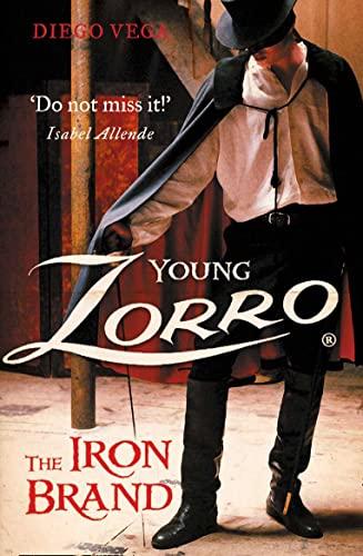 9780007221677: Young Zorro: The Iron Brand
