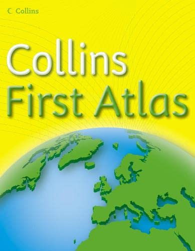 9780007221691: Collins First Atlas