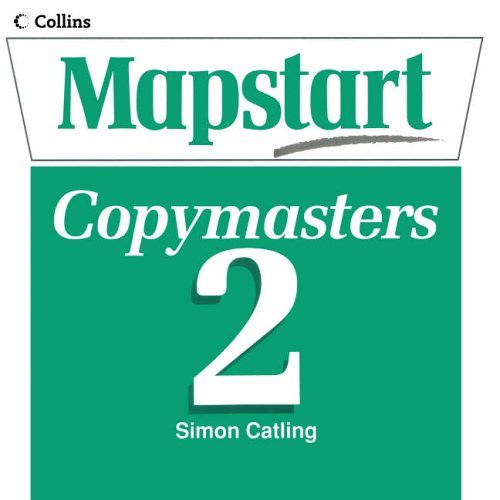 9780007221714: Collins Mapstart - Mapstart 2 Copymasters on CD-Rom