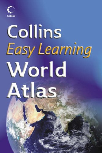 9780007221738: Collins Easy Learning World Atlas
