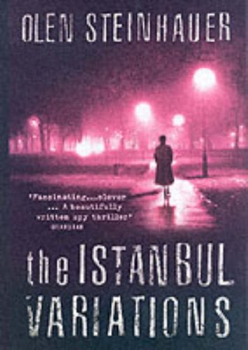 9780007221806: The Istanbul Variations